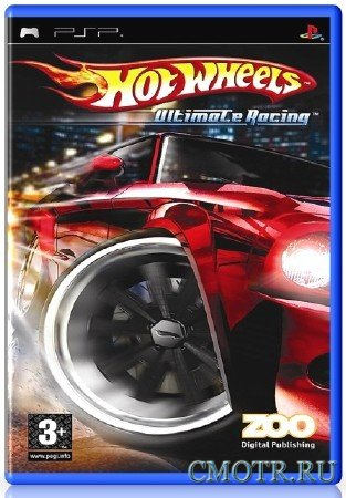 Hot Wheels Ultimate Racing (2007) (ENG) (PSP)