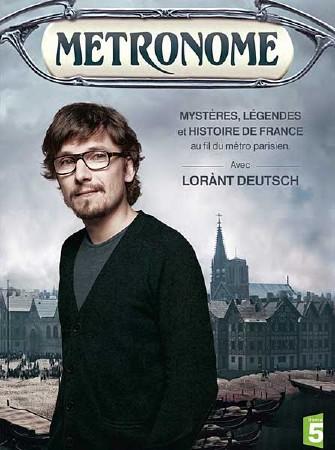 Метроном. История Франции (4 из 4) / Metronome (2012) SATRip
