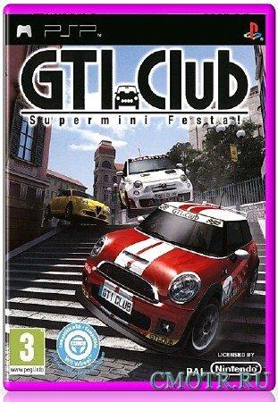 GTI Club Supermini Festa! (2010) (ENG) (PSP)