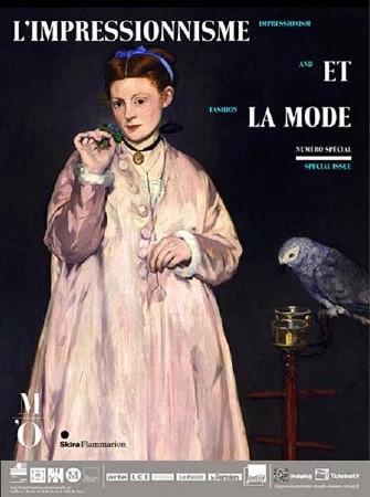 Импрессионизм - дань моде / Impressionnisme, eloge de la mode (2012) DVB