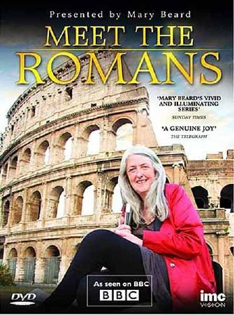 ВВС: Знакомство с Римлянами. За закрытыми дверями (3 серия) / Meet The Romans. Street life (2012) SATRip