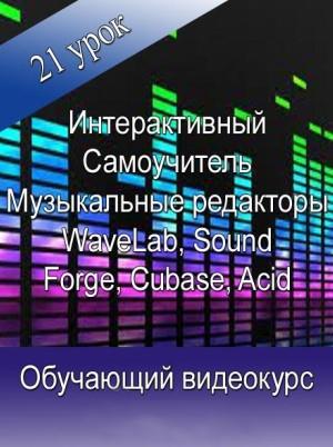Музыкальные редакторы - Интерактивный Самоучитель - Обучающий видеокурс (RUS) 2012