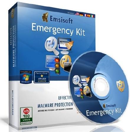 Emsisoft Emergency Kit 3.0.0.1 DC 13.01.2013 Portable
