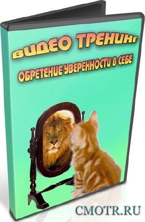 Видео тренинг: обретение уверенности в себе (2012) DVDRip