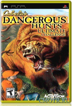 Cabelas Dangerous Hunts Ultimate Challenge (2006) (ENG) (PSP)