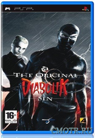 Diabolik The Original Sin (2009) (ENG) (PSP)