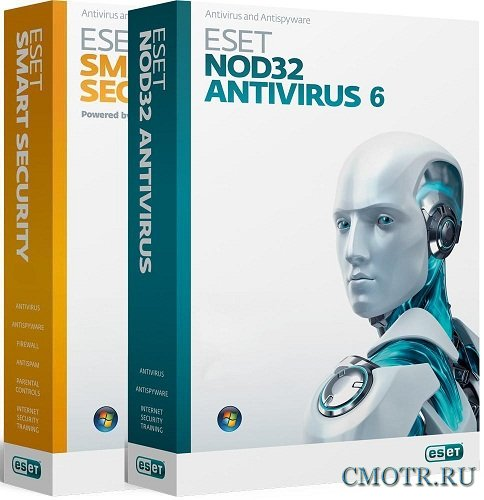 ESET NOD32 Antivirus & Smart Security 6.0.306.0 Final (x86/x64)