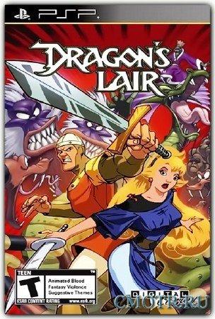 Dragons Lair (2011) (ENG) (PSP)