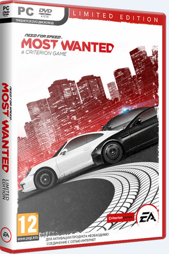 Need for Speed Most Wanted 2 (RUS) 2012 RePack