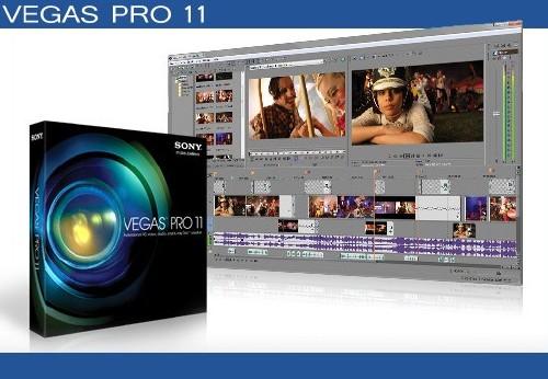 Sony Vegas Pro 11 Build 370/371 (RUS/ENG) 2012
