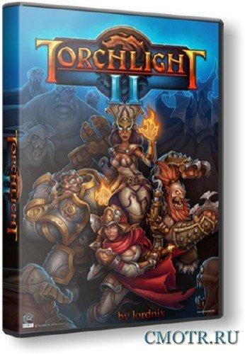 Torchlight 2 [v 1.21.5.1] (2012) PC RePack от R.G. UPG