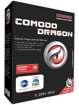 Comodo Dragon 24.1.0.0