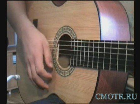 Полнейший видеосамоучитель игры на гитаре (2012) DVDRip
