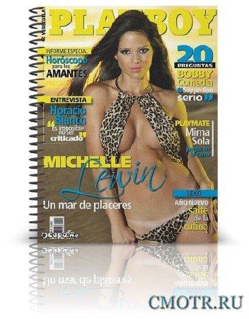 Playboy - №1 Январь 2012  Венесуэла