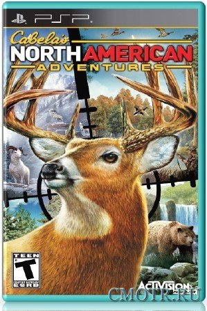 Cabelas North American Adventures (2010) (ENG) (PSP)