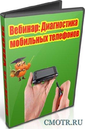 Вебинар: Диагностика мобильных телефонов (2012) DVDRip
