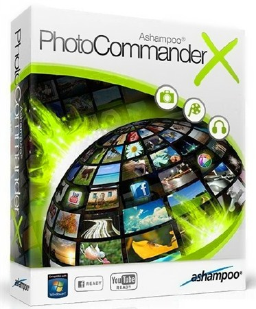 Ashampoo Photo Commander 10.2.1 Portable by SamDel