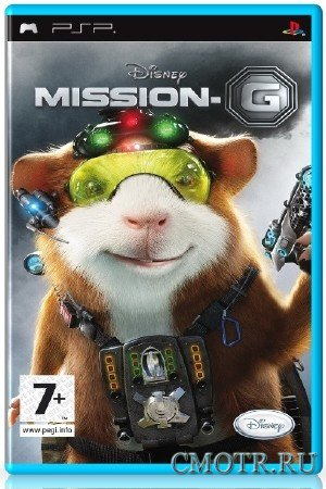 G-Force (2009) (RUS) (PSP)