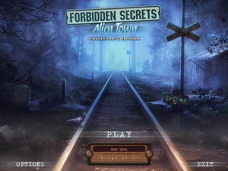 Forbidden Secrets: Alien Town CE / Запретные Тайны: Город Пришельцев (PС/ RUS/2012)
