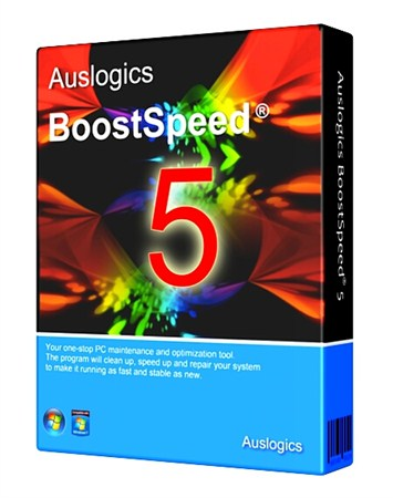 AusLogics BoostSpeed 5.5.1.0 Portable by SamDel