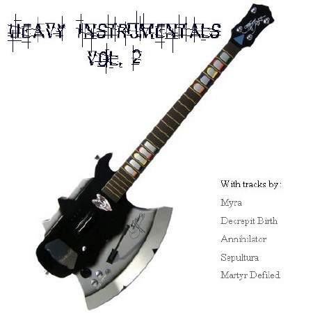 Heavy Instrumentals Vol.2 (2012)