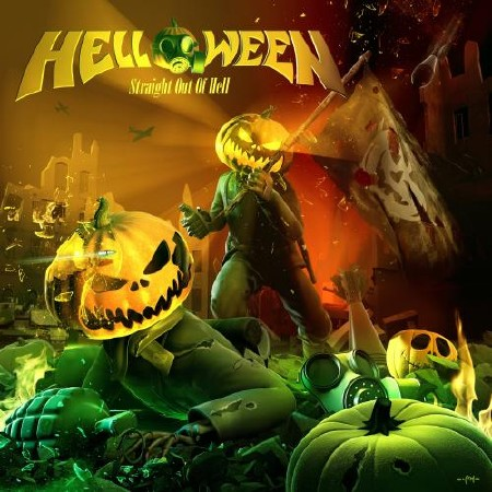 Helloween - Straight Out Of Hell (Premium Edition)  2013 / МР3