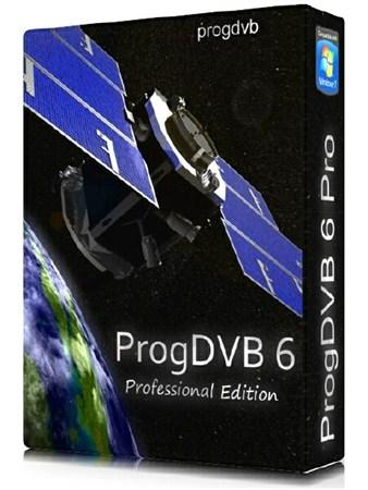 ProgDVB Professional Edition 6.91.7a