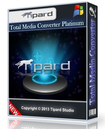 Tipard Total Media Converter Platinum 6.2.16.14099 Portable by SamDel