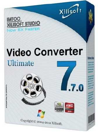 Xilisoft Video Converter Ultimate 7.7.0.20130109 Portable