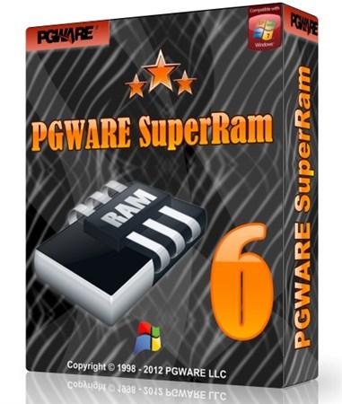 PGWARE SuperRam 6.1.21.2013