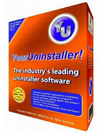 Your Uninstaller! Pro 7.4.2012.12 Datecode 22.01.2013