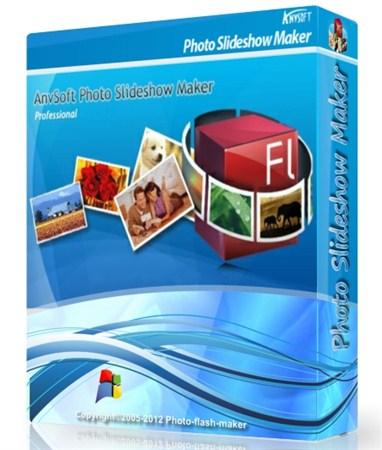 AnvSoft Photo Slideshow Maker Professional 5.55 Portable by SamDel