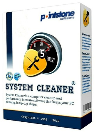 Pointstone System Cleaner 7.0.7.210