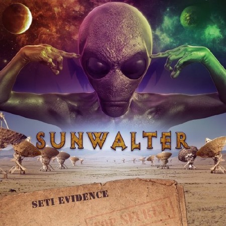 Sunwalter - SETI Evidence (2013)