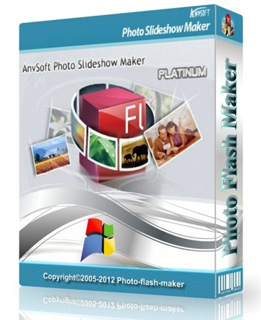 AnvSoft Photo Slideshow Maker Platinum 5.55 Portable by SamDel