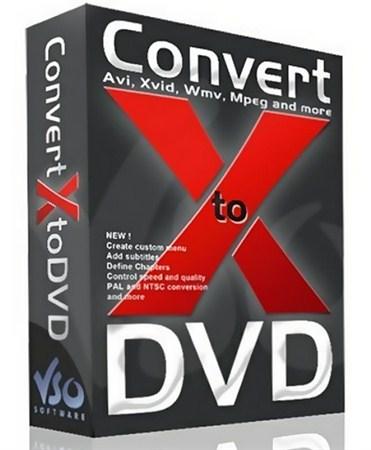 VSO ConvertXtoDVD 5.0.0.39 Beta