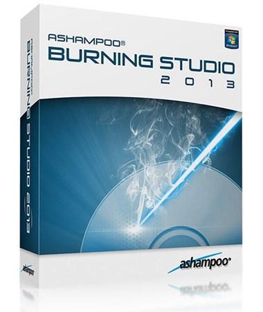 Ashampoo Burning Studio 2013 11.0.6.40 + Portable by SamDel