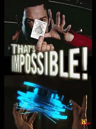 Невозможное! Мантии-невидимки / That is Impossible! Invisibility Cloaks (2010) SATRip