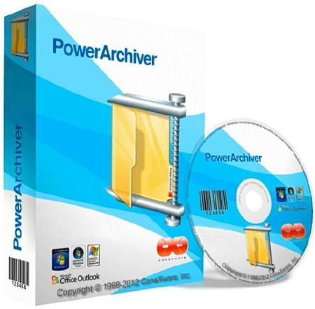 PowerArchiver 2012 13.03.02