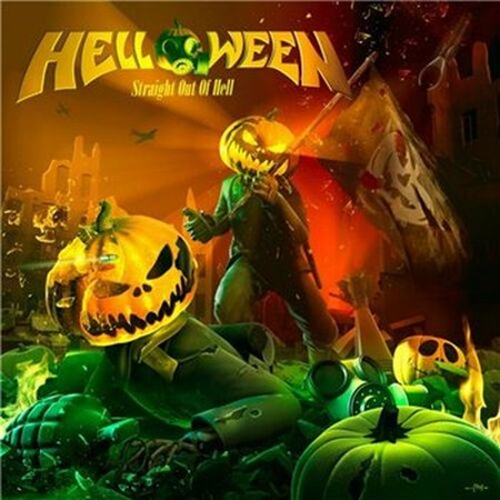 Helloween - Straight Out Of Hell (2013) FLAC