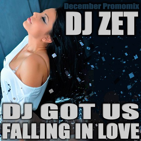 DJ Zet -  Dj Got Us Falling In Love (2012)