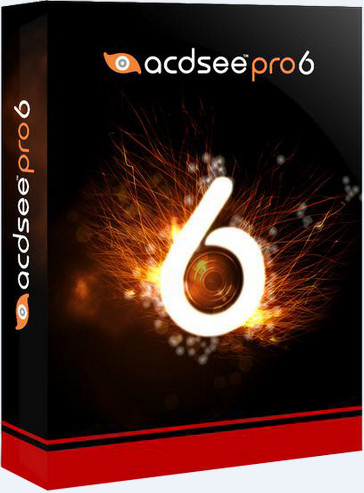 ACDSee PRO 6 (RUS/ENG) 2012
