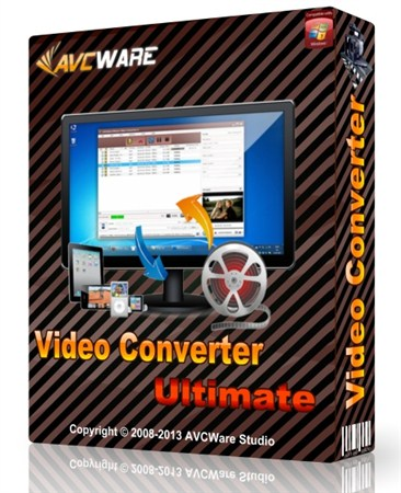 AVCWare Video Converter Ultimate 7.7.2.20130122