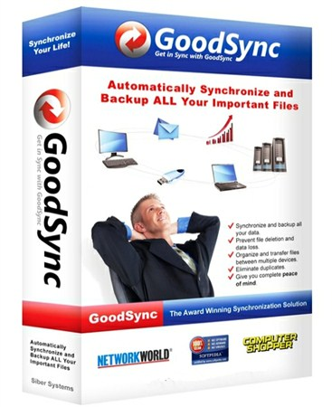 GoodSync Enterprise 9.4.3.3
