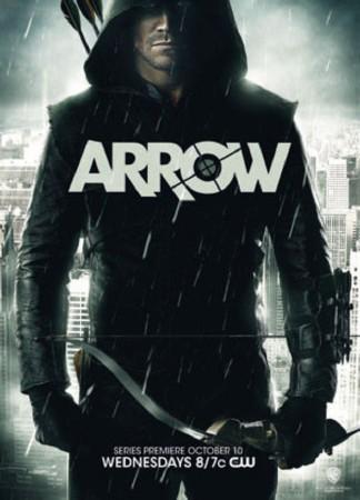 Стрела / Arrow. 1-сезон (с 1 по 10 серии) 2012 / WEB-DLRip