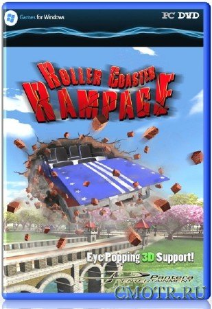Roller Coaster Rampage (2012) (ENG) (PC)