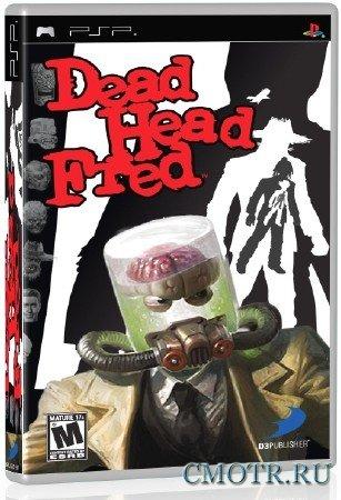 Dead Head Fred (2007) (RUS) (PSP)