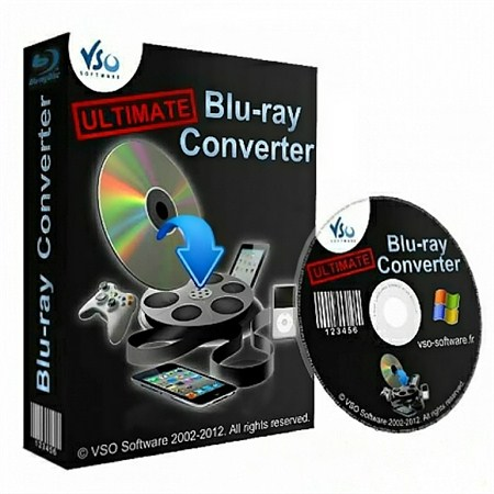 VSO Blu-ray Converter Ultimate 2.1.1.31 Final