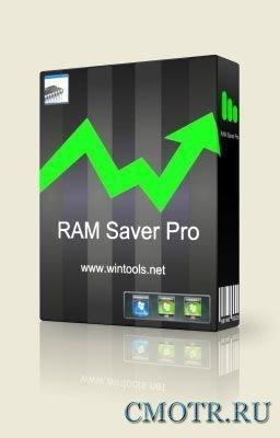 RAM Saver Pro 11.12 x86+x64 [2012, ENG + RUS]