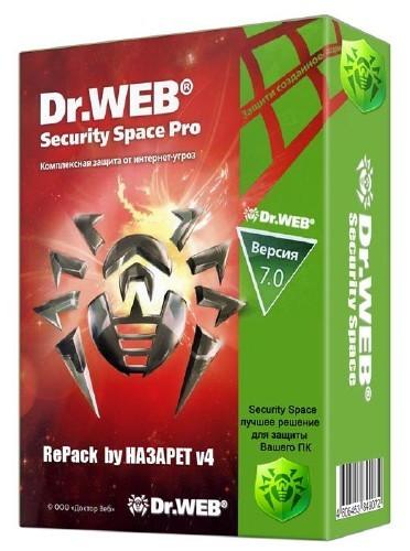 Dr.Web Security Space 7.0.1.1204 (MULTi/Rus) RePack от HA3APET v4